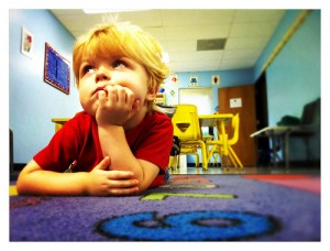 Child at Daycare